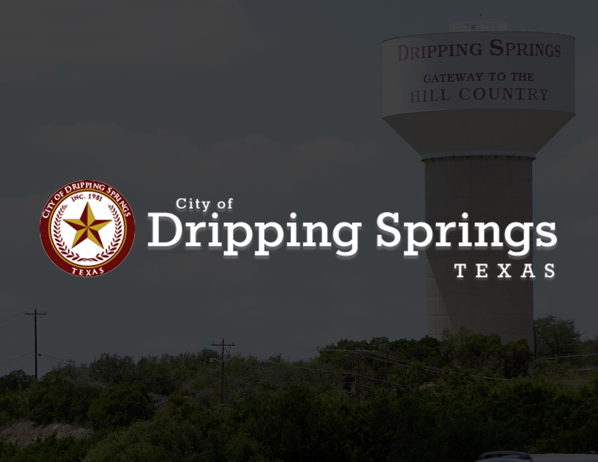 Dripping Springs Maps